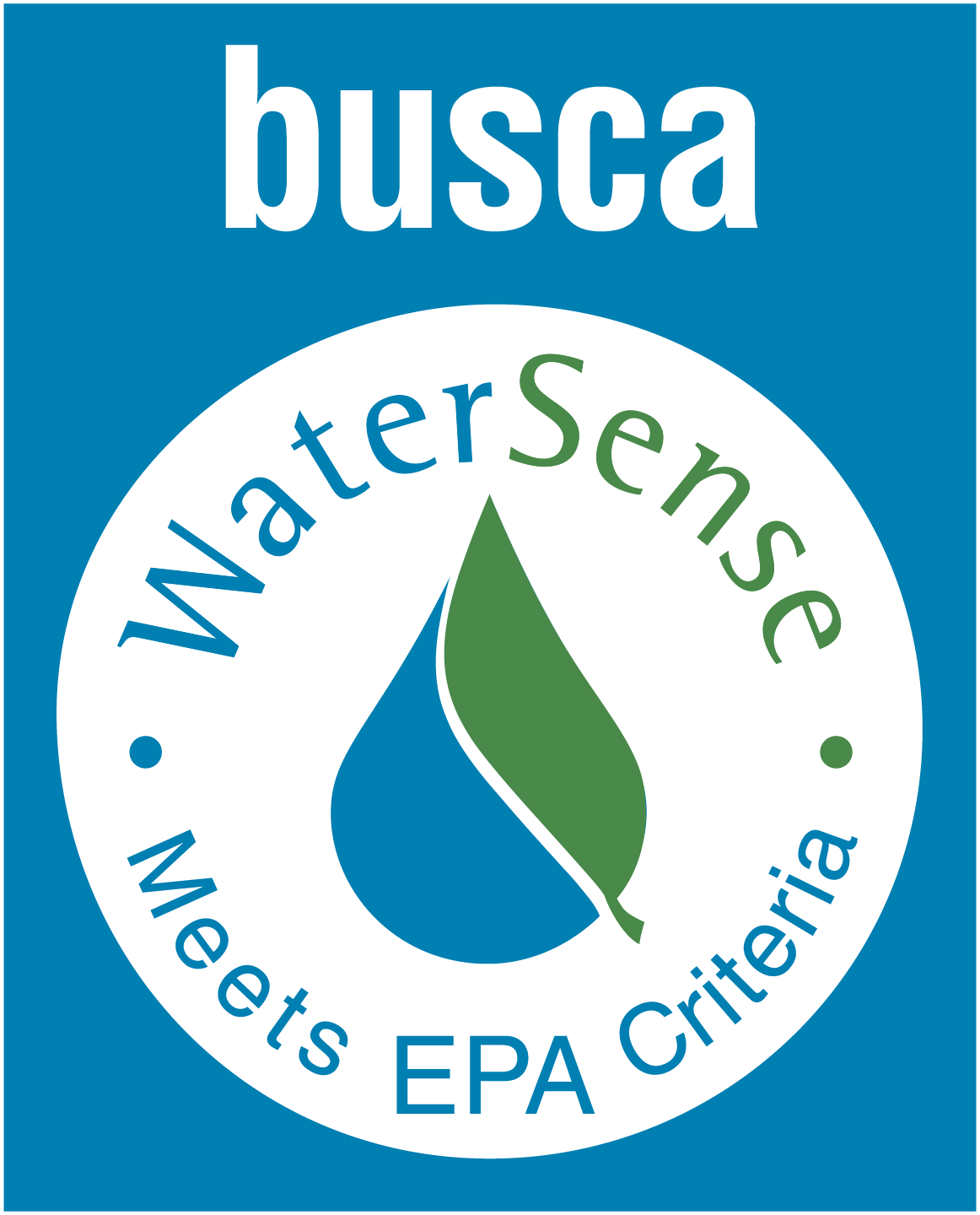 """Buscar"" logotipo de watersense."