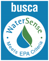 WaterSense logotipo.